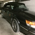 Location à l'heure: Saab 900 Cabriolet